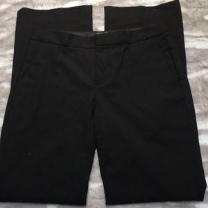Banana republic Logan black dress pants size 6